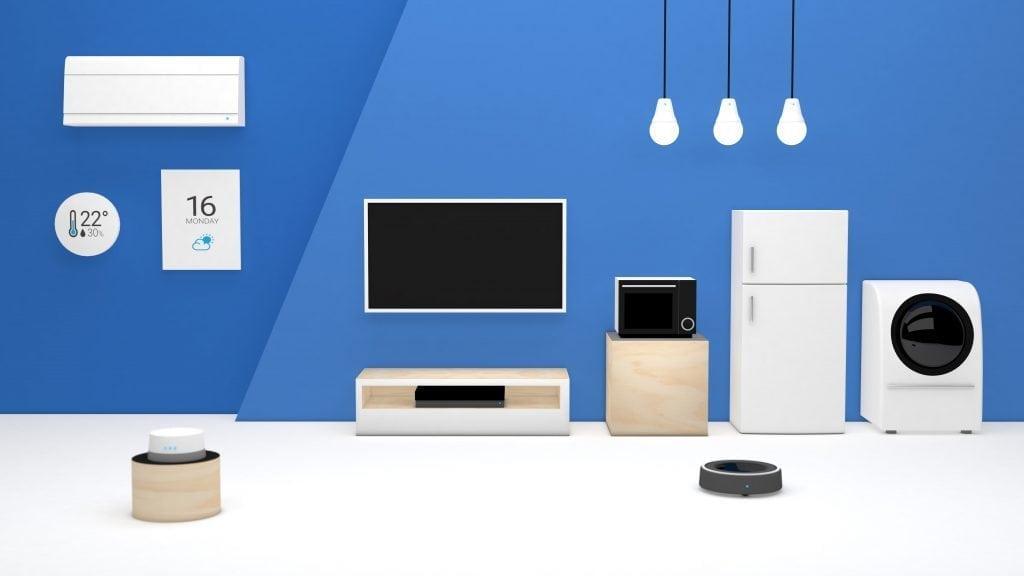 IoT home