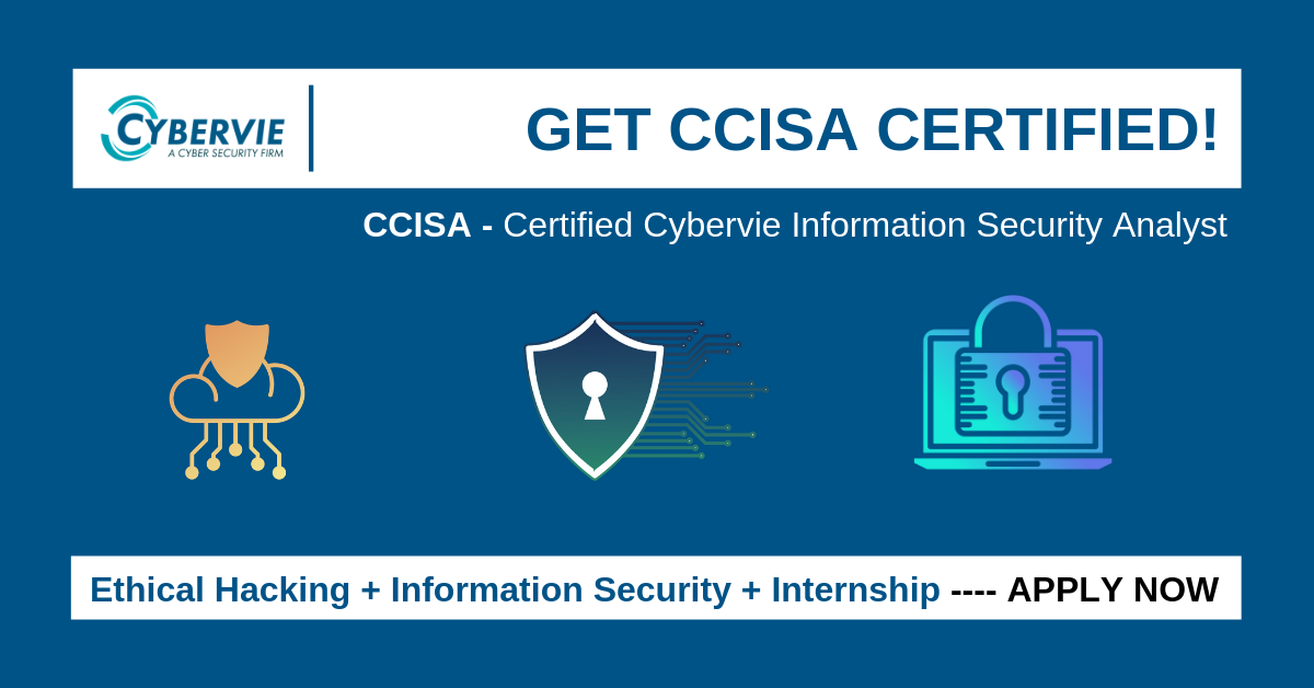 CCISA Certification by Cybervie - Cyber Security Course