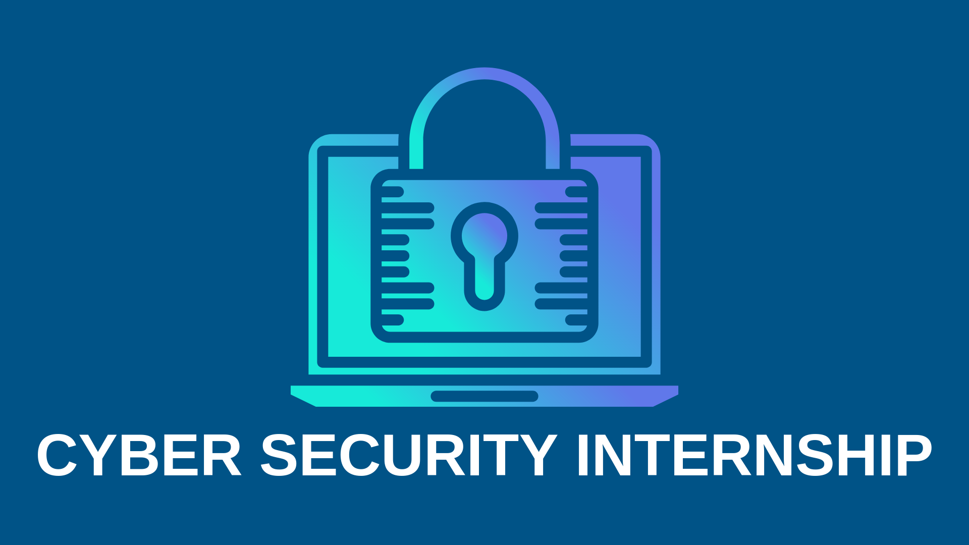 Cyber Security Intenships