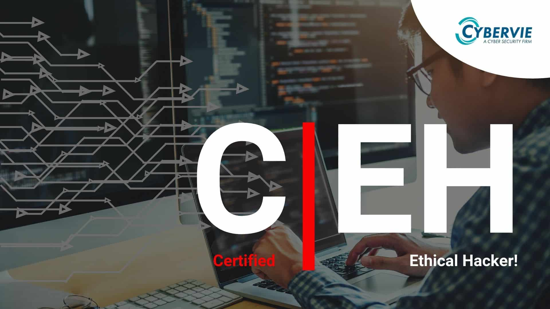 CEH - Certified Ethical Hacking Course By Cybervie