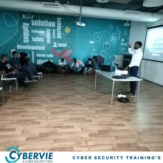 cyber security training program