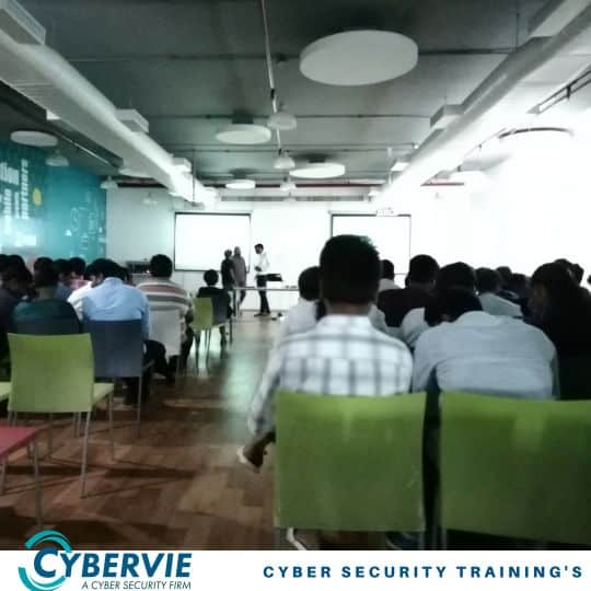 Cyber security events (15)