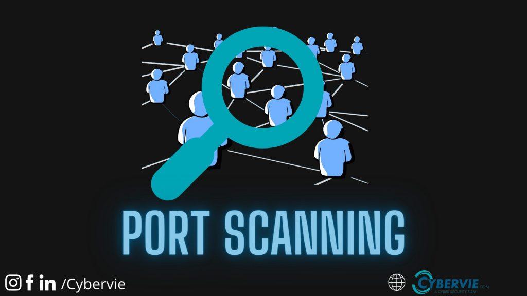 Network hacking- port scanning