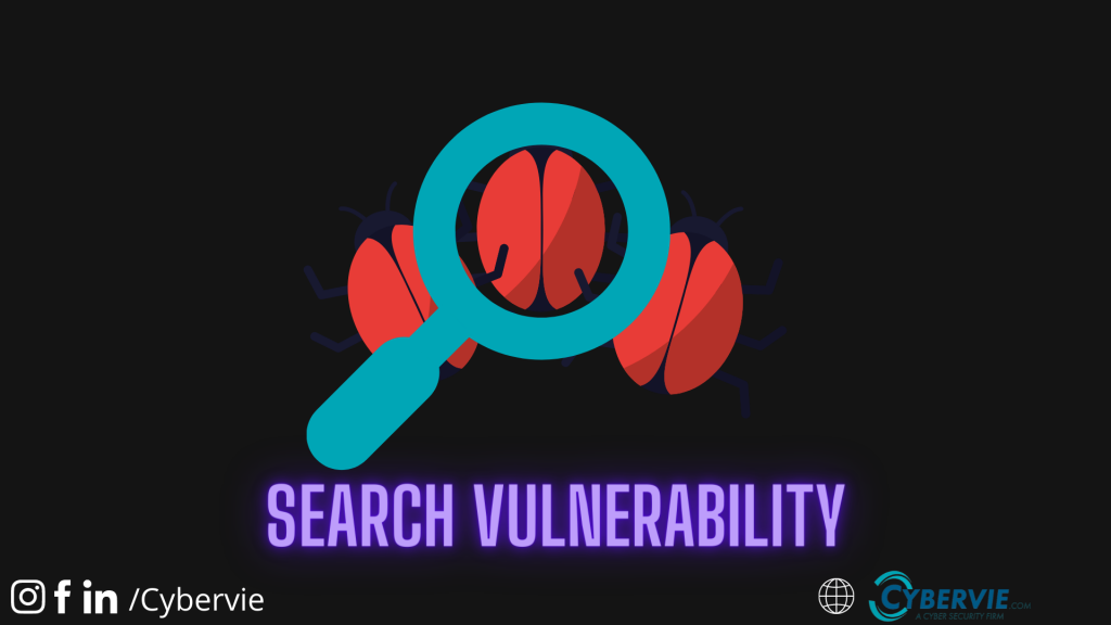 Network hacking - search vulnerability