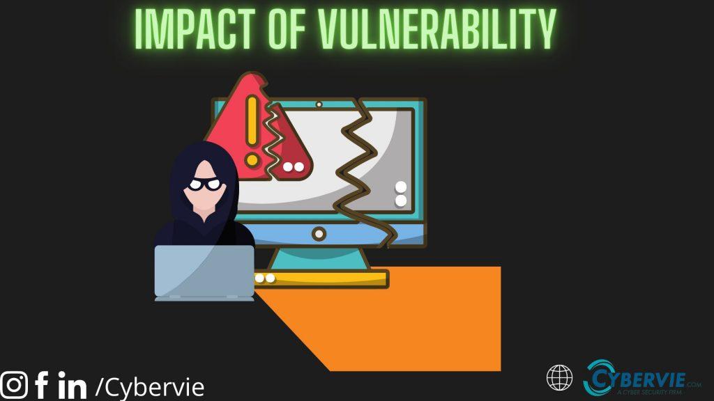impact of vulnerability