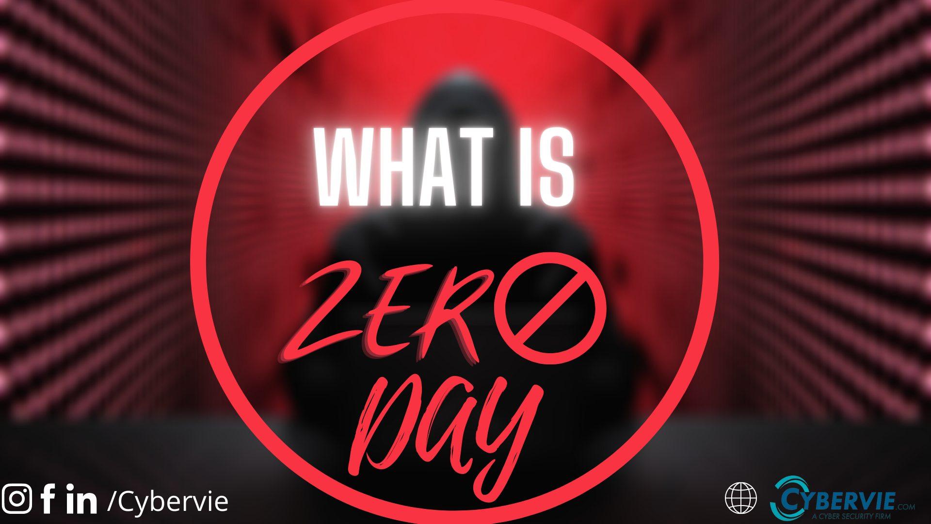 zero day banner