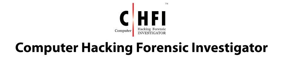 chfi cybersecurity certifications