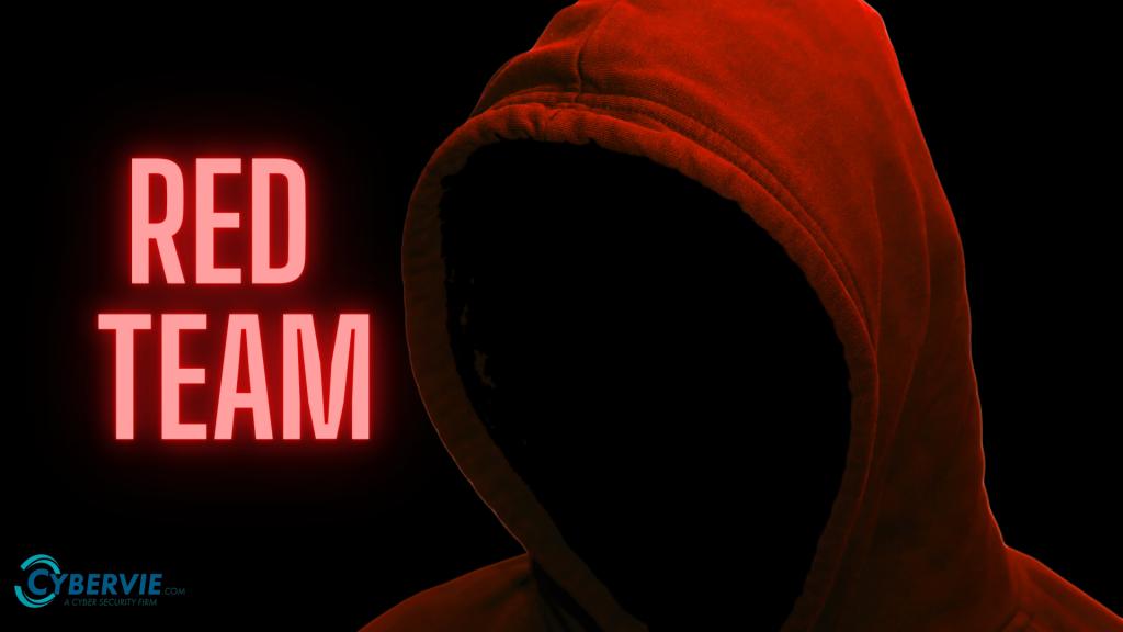 Red team banner