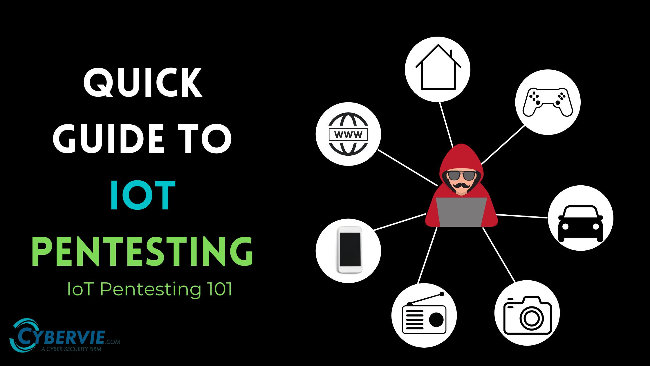 IoT pentesting