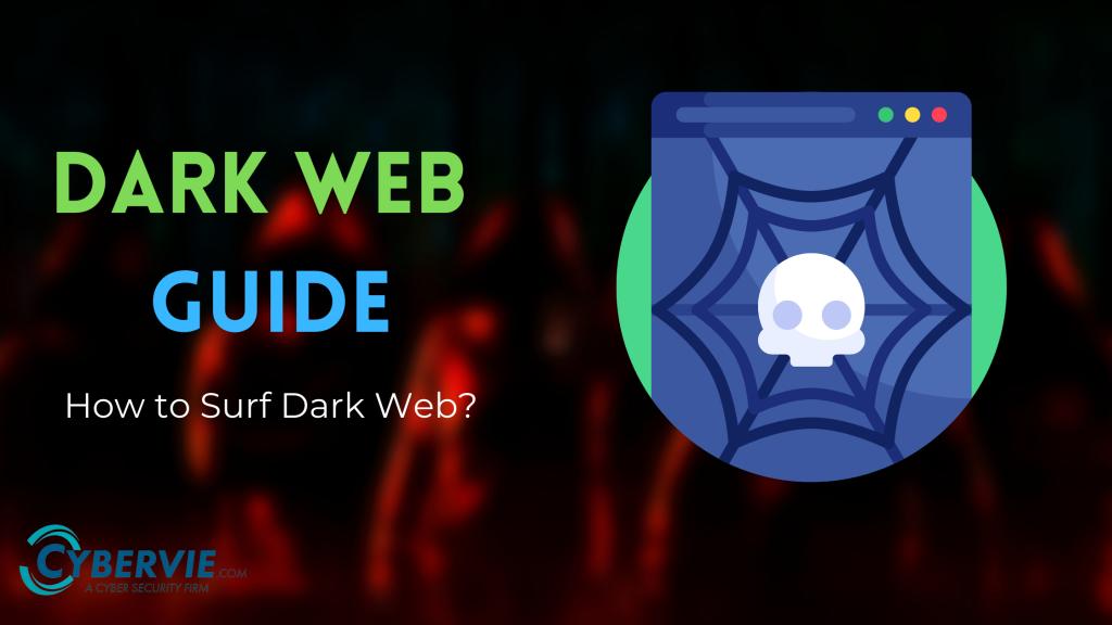 Dark Web Banner | Cybervie