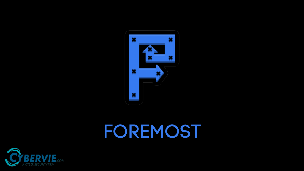 Foremost data carving tool   Cybervie