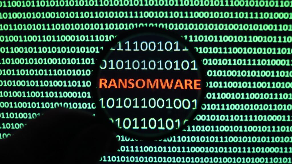 Ransomware   Cybervie