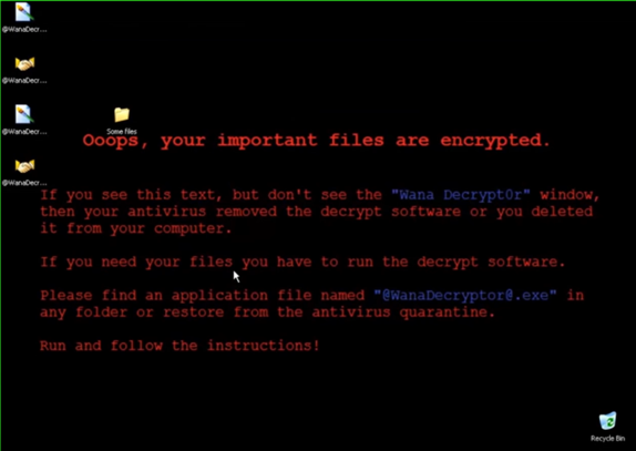 Wannacry Ransomware   Cybervie