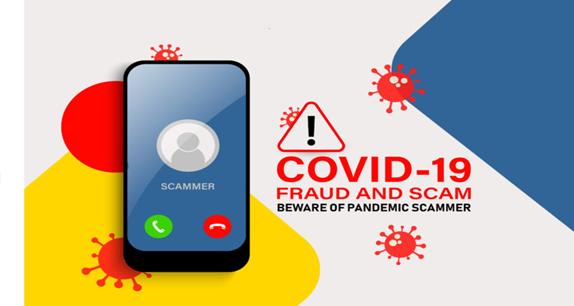 Fraud Spams In pandemic  | Cybervie